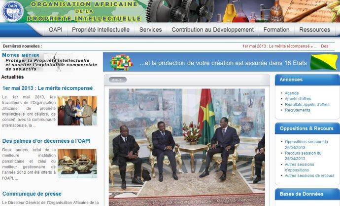 非洲知识产权组织迎来第17个成员国