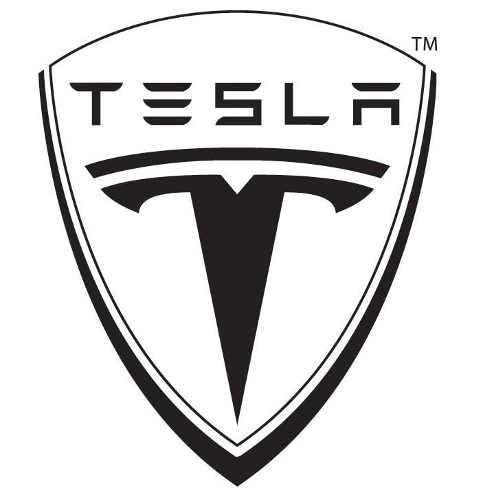Tesla电动汽车商标