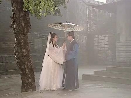 新白娘子  老实舒家伞