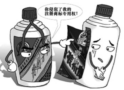假冒名牌酒包装灌装普通白酒的行为以何罪处罚?