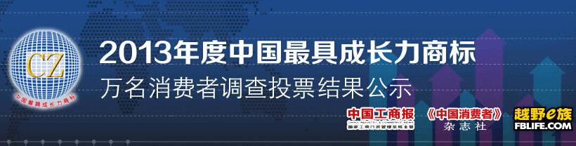 """""""2013年度中国最具成长力商标""""名单公示"""