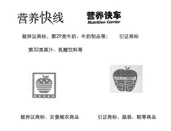 近似商标共存需谨慎 中国标局chinabiaoju 2