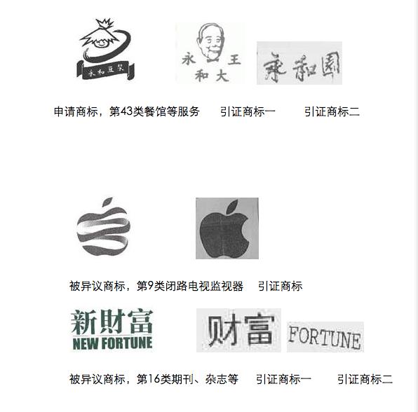 近似商标共存需谨慎 中国标局chinabiaoju
