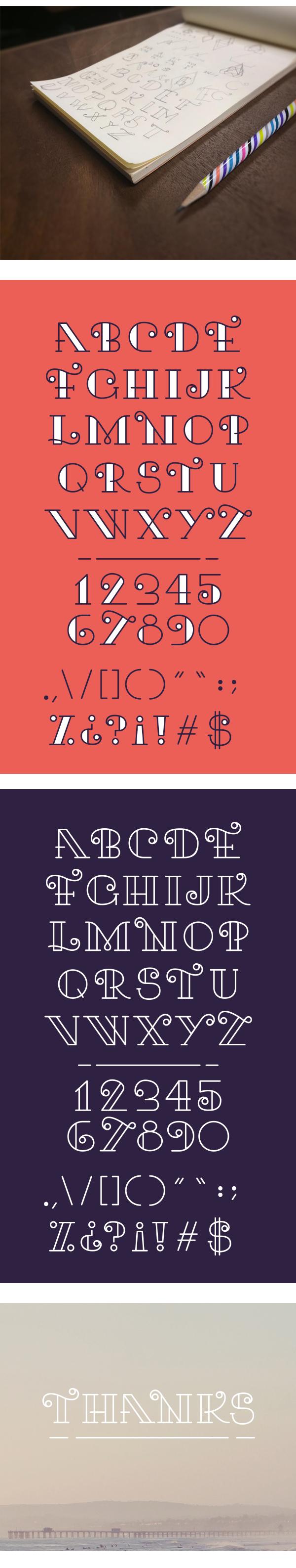 Kari Free Font Signale 中国镖局
