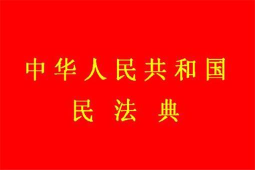 《中华人民共和国民法典》